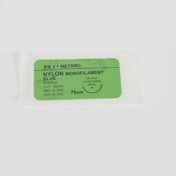 Non-Absorbable Sutures - Nylon Suture