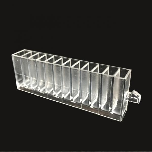 tazas de muestra